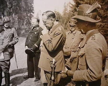 chasseurs allemands et service de foret Jagd0110