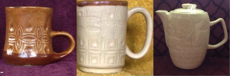 Hobby Ceramics coffee pot: Orzel shape? Plus the Orzel one. 3frang10