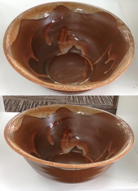 Large Clay Craft Mixing Bowl Ccbowl10
