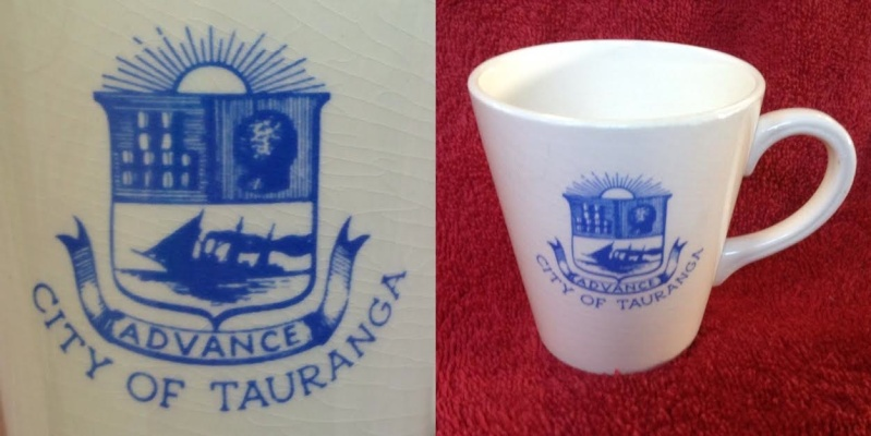 Monogrammed Ware for the gallery. Tauran10
