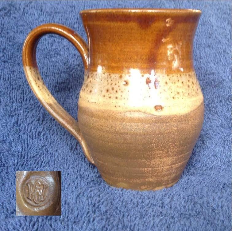 nice mug, unknown mark Unk10