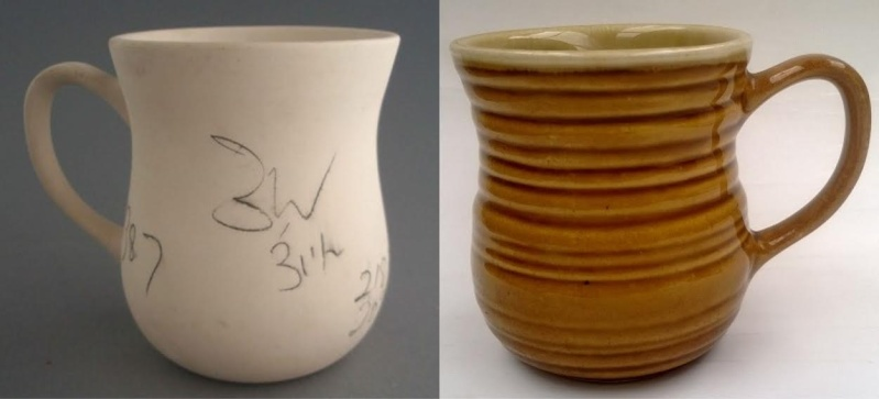 Titianware NZ mug ..... what shape is it please?  1387 Zzz10