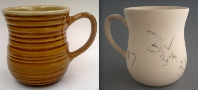 Titianware NZ mug ..... what shape is it please?  1387 Zzzzzz10