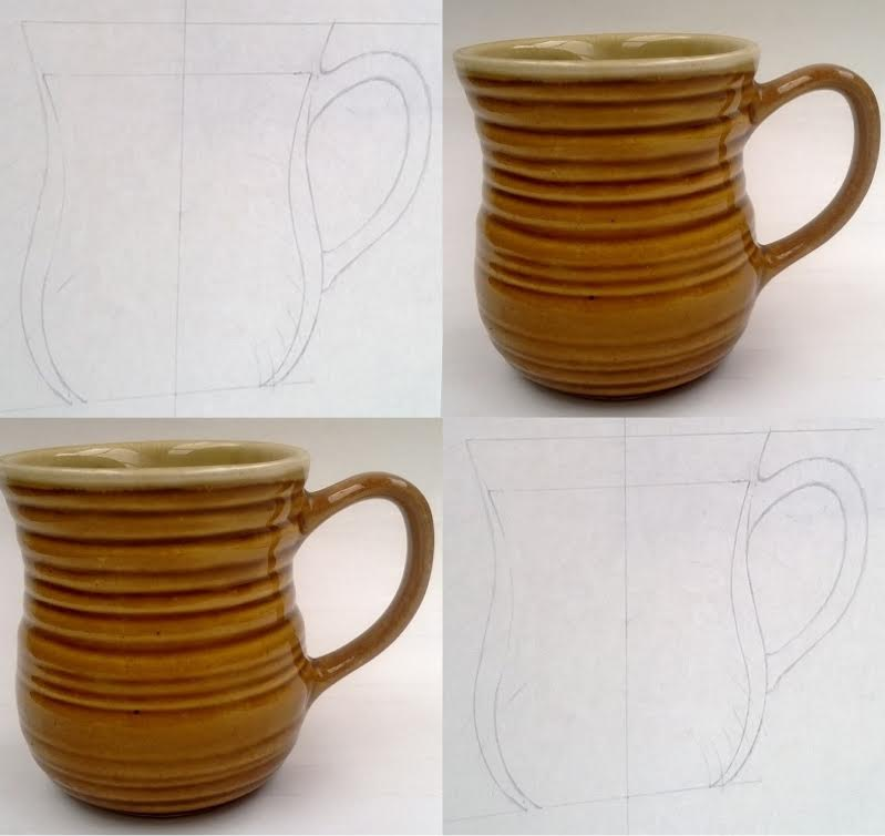 Titianware NZ mug ..... what shape is it please?  1387 Zzzzzz11