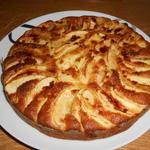 Gâteau ultra facile aux pommes et au calvados !!! 150_110