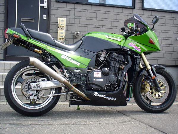 Kawasaki GPZ-R 900 et 750, 1000 RX, ZX 10 TOMCAT - Page 6 20101210