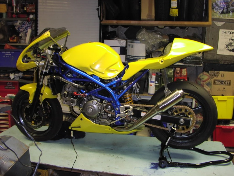 SV 650 Rider Club. Suzuki 650 sv, carbu et injection  Grb110