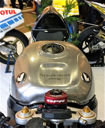 Salon de la moto de compétition dans le 45 Resy10