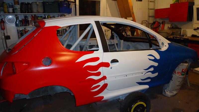 Préparation 206 Autocross ( MiKL V Design ) Dsc04210