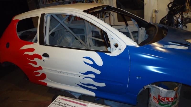 Préparation 206 Autocross ( MiKL V Design ) Dsc04212