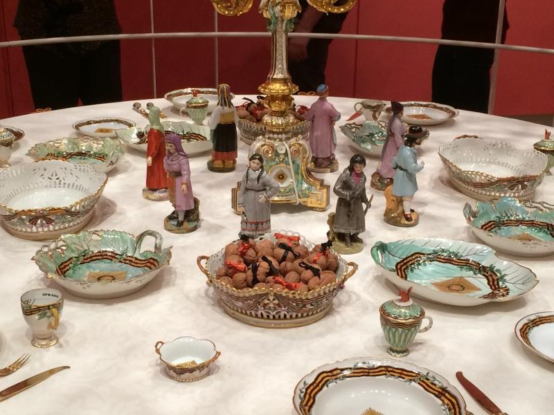 Dîner avec les Tsars - Hermitage Amsterdam ---> 01/03/15 133810