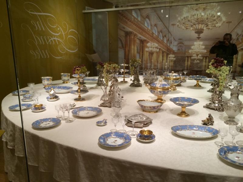 Dîner avec les Tsars - Hermitage Amsterdam ---> 01/03/15 137010