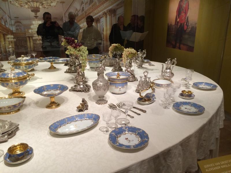 Dîner avec les Tsars - Hermitage Amsterdam ---> 01/03/15 137210