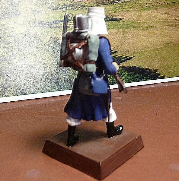 LEGIONNAIRE FRANCAIS de 1908   - Trés ancienne figurine AIRFIX de 1976 P1050912