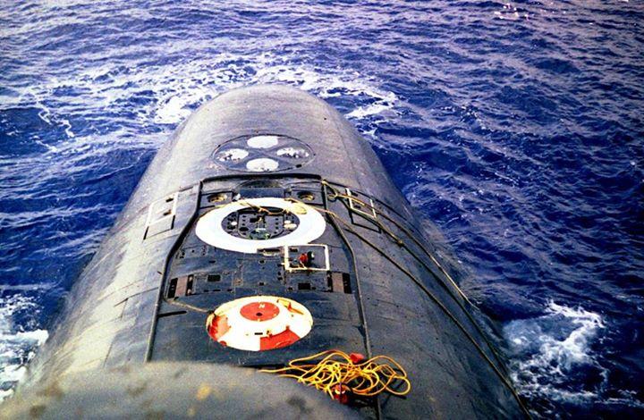 Incident et perte du K-219 (projet 667A Yankee-1) 10922410