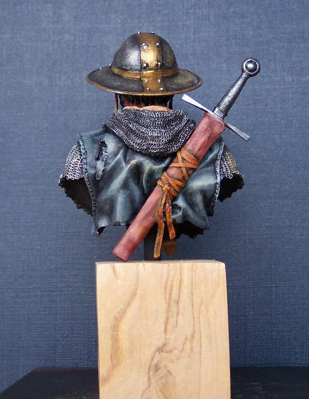 After the Battle, Büste von Andrea Miniatures in 1/10 fertig Fertig13
