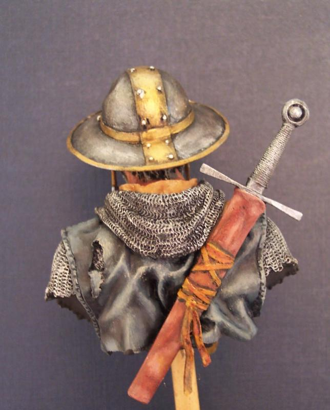 After the Battle, Büste von Andrea Miniatures in 1/10 Ullric11
