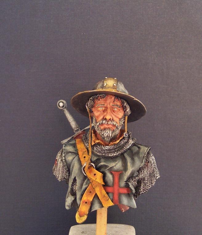 After the Battle, Büste von Andrea Miniatures in 1/10 Ullric13
