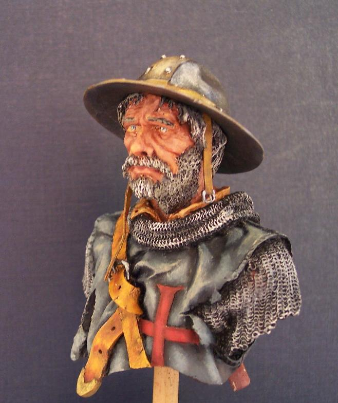 After the Battle, Büste von Andrea Miniatures in 1/10 Ullric14