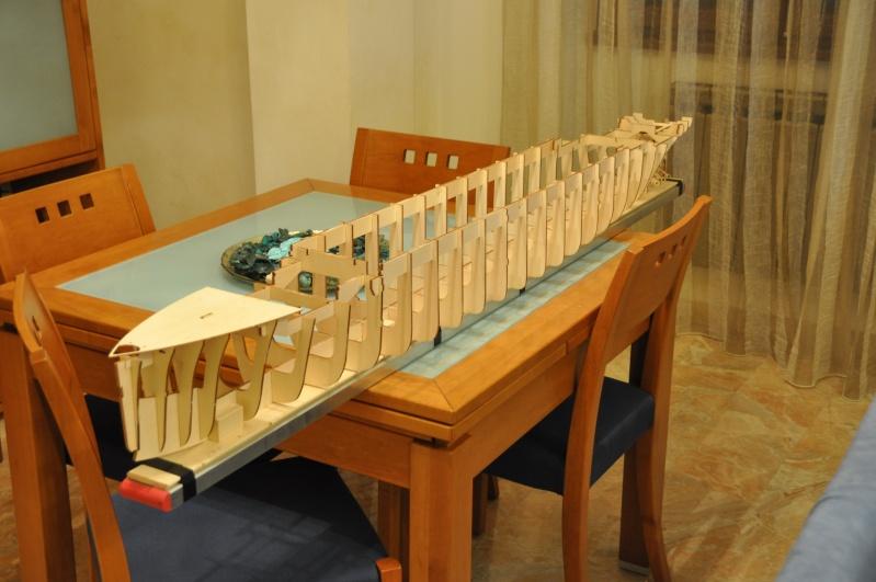 titanic - Titanic scala 1/144 di DELUX Dsc_0011