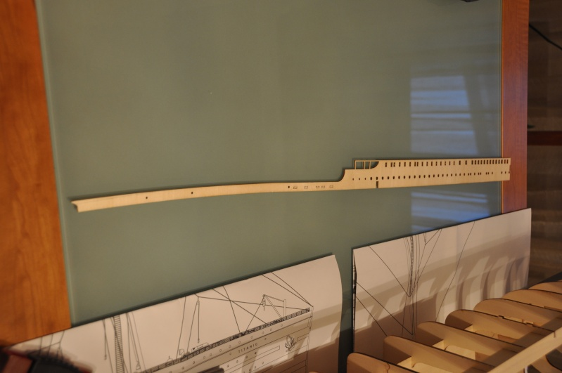 titanic - Titanic scala 1/144 di DELUX Dsc_0019