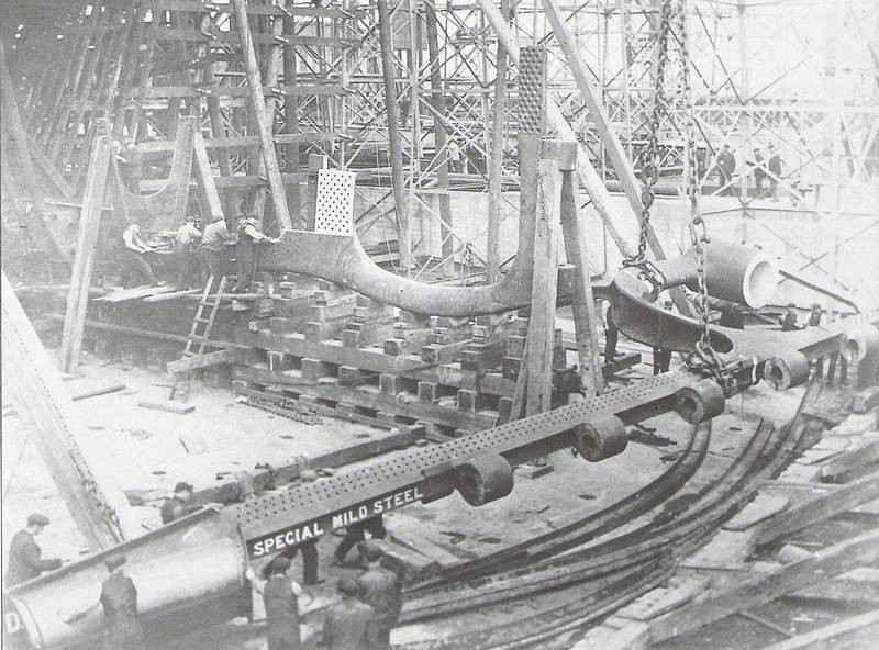 titanic - Titanic scala 1/144 di DELUX Wst-1-10