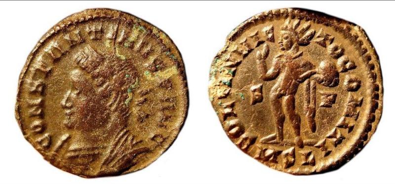 Collection Trajan Consta10