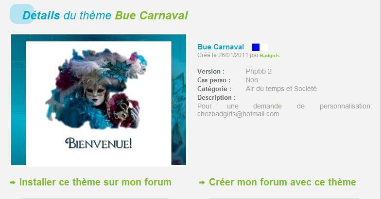 THÈMES CARNAVAL Blue-c10