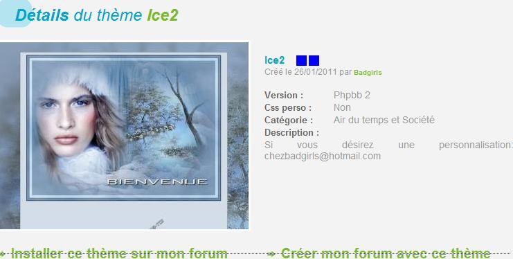 THÈMES HIVER  Ice210