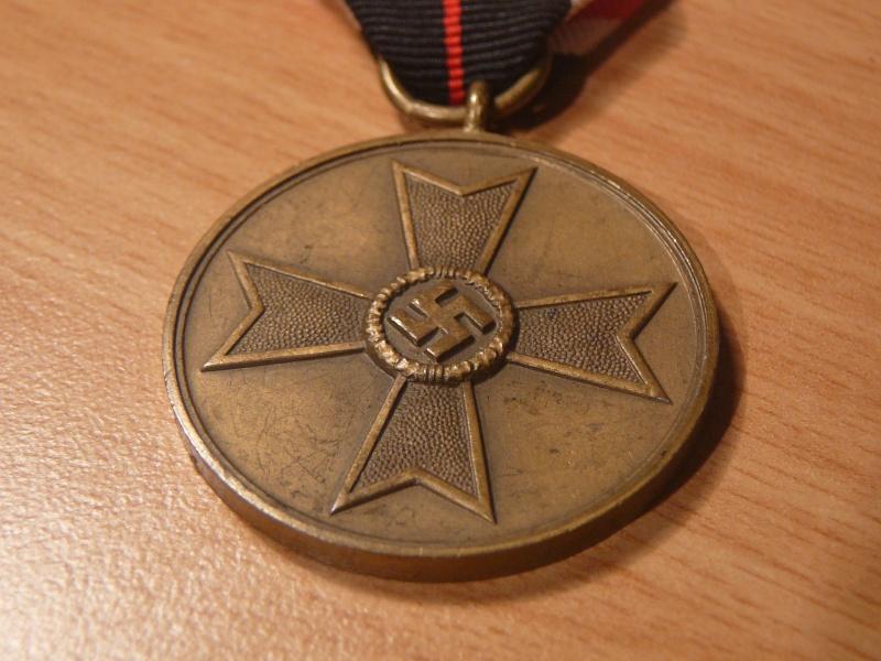 Vos décorations militaires, politiques, civiles allemandes de la ww2 P1200416