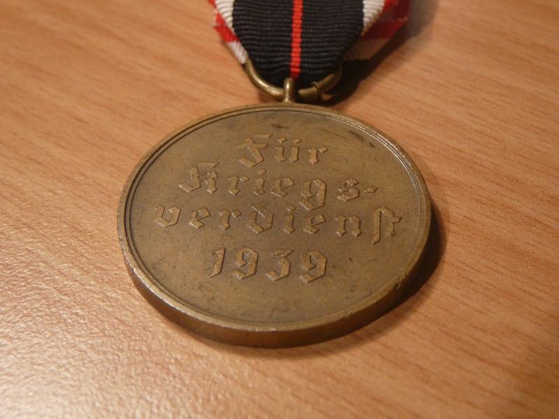 Vos décorations militaires, politiques, civiles allemandes de la ww2 P1200417