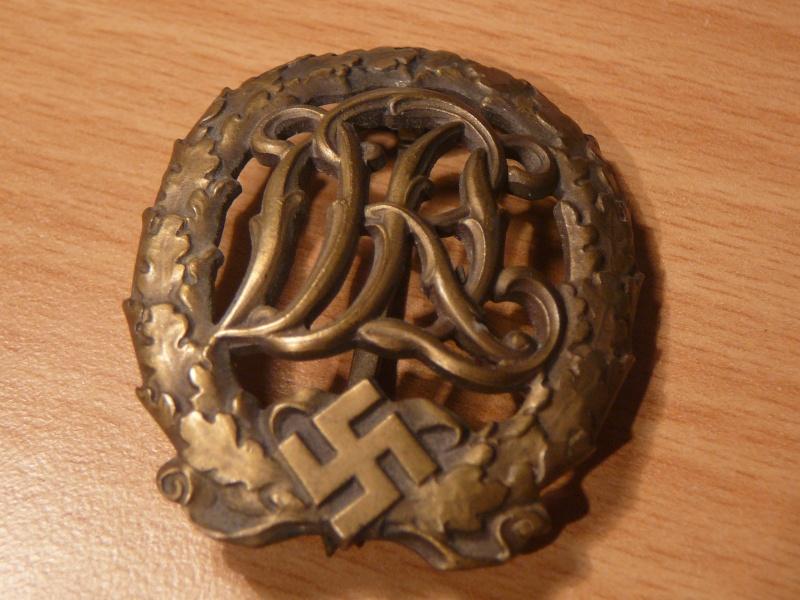 Vos décorations militaires, politiques, civiles allemandes de la ww2 P1200418