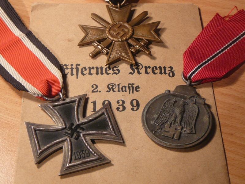 Vos décorations militaires, politiques, civiles allemandes de la ww2 P1200422