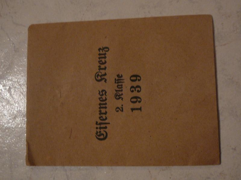 Vos décorations militaires, politiques, civiles allemandes de la ww2 P1200424