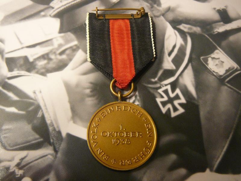 Vos décorations militaires, politiques, civiles allemandes de la ww2 P1200427