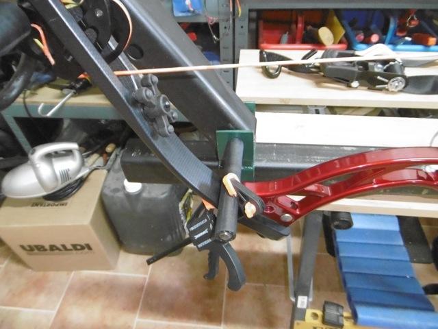 Fabrication d'une presse pour compound P1000014