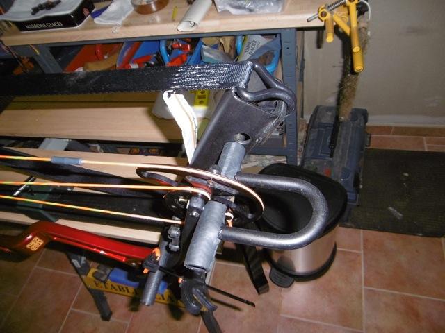 Fabrication d'une presse pour compound P1000015