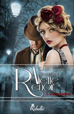 Les Aventures d'Aliette Renoir – Tome 1 : La Secte d'Abaddon de Cécilia Correia Sans_t21