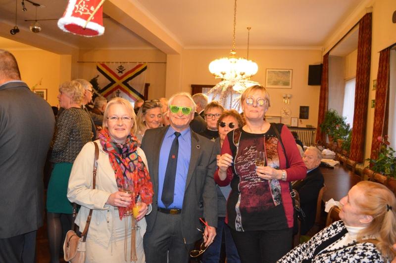 Drink de nouvelle an au Marine Club Ostende 2015 Dsc_0028