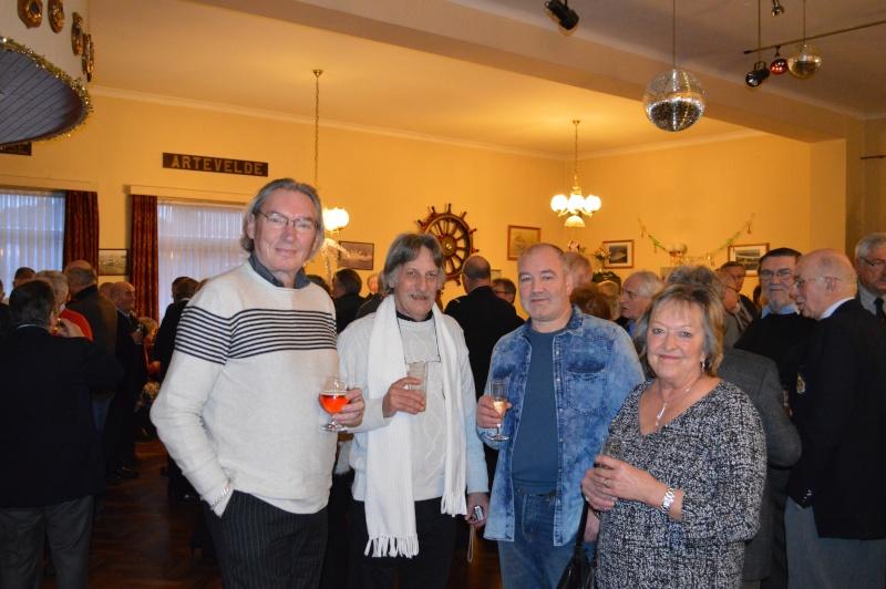 Drink de nouvelle an au Marine Club Ostende 2015 Dsc_0033