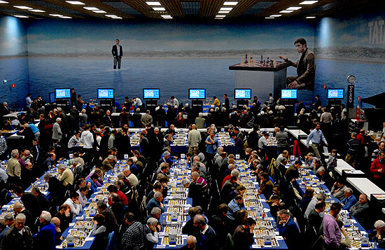 Tata Steel Rd.9: Will the real leader please stand up? Wijk1111