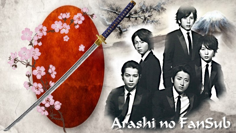 Bienvenue sur Arashi no Fansub