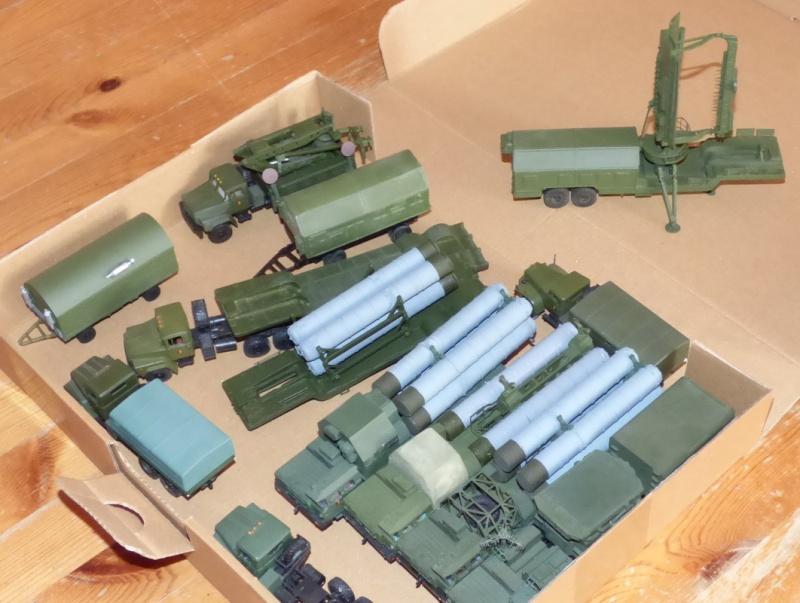 Fla-Raketenkomplex S-300PMU P1000510