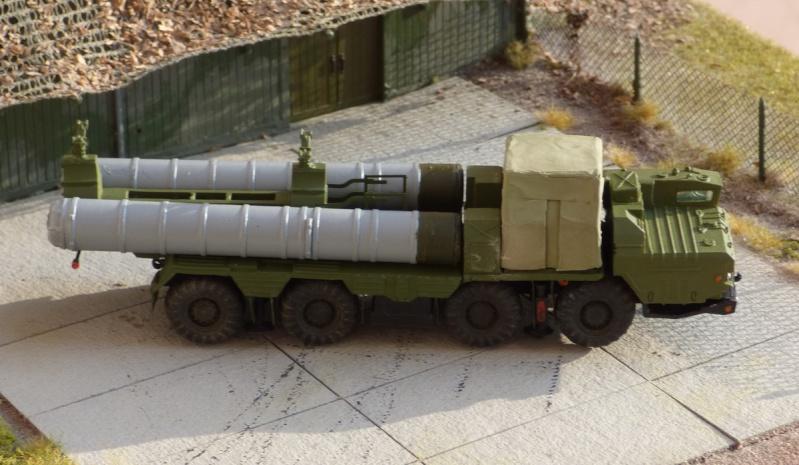 Fla-Raketenkomplex S-300PMU P1000514