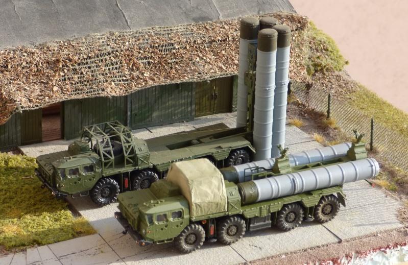 Fla-Raketenkomplex S-300PMU P1000515
