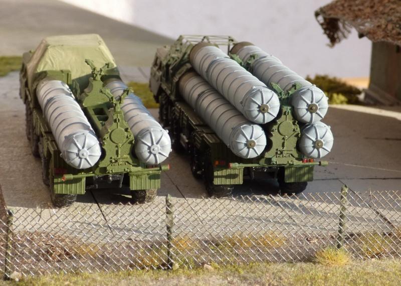Fla-Raketenkomplex S-300PMU P1000516