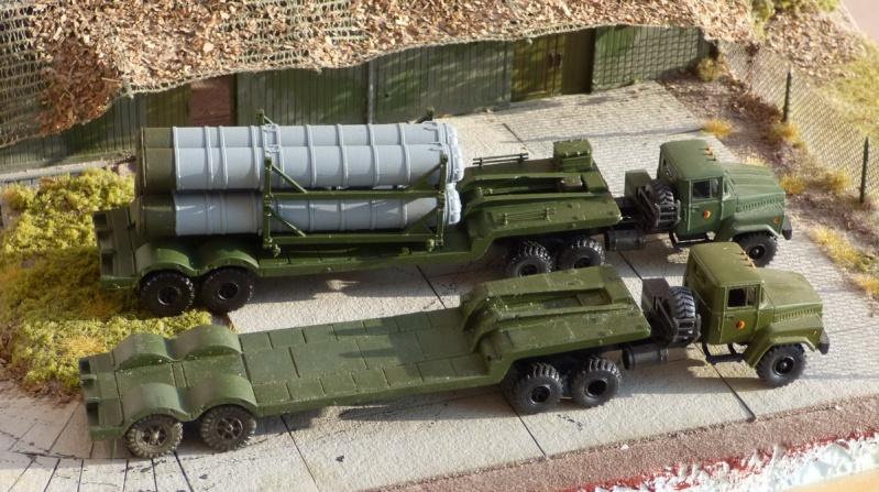 Fla-Raketenkomplex S-300PMU P1000517