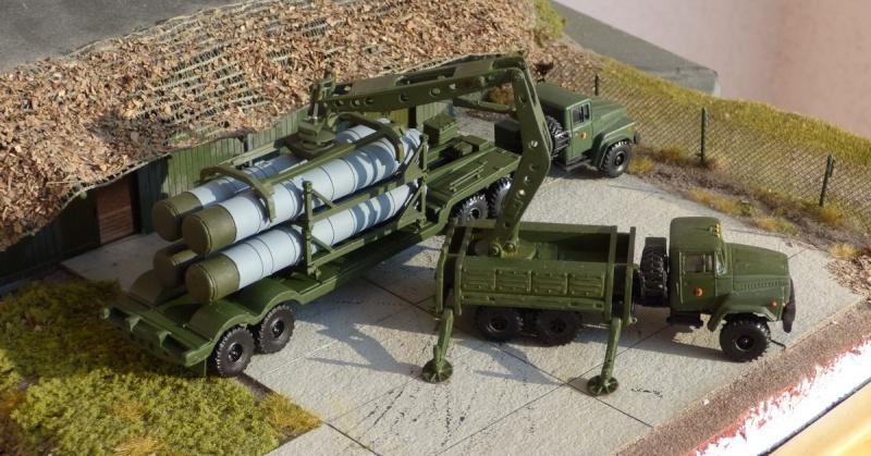 Fla-Raketenkomplex S-300PMU P1000518