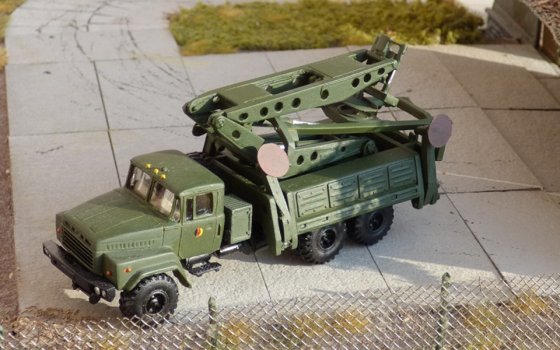 Fla-Raketenkomplex S-300PMU P1000519