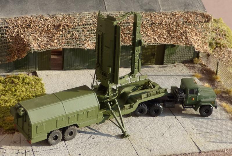 Fla-Raketenkomplex S-300PMU P1000521